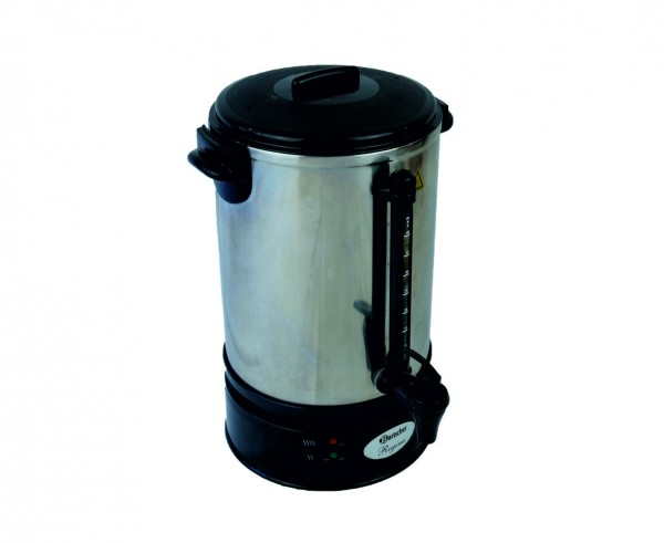 Rundfilter-Kaffeemaschine / Wasserkocher / Teebereiter